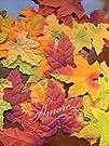 1000 Wedding Silk Fall Autumn Leaves…