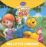 "Disney ""My Friends Tigger and Pooh"": Little Library (Disney Little Library)"