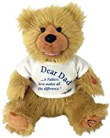 "Chantilly Lane 12"" Noah Bear For Dad from Chantilly Lane"