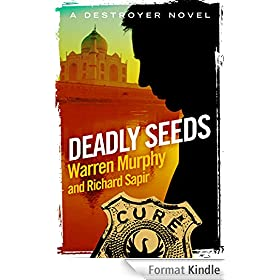 Deadly Seeds: Number 21 in Series (The Destroyer) (English Edition)