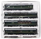 TOMIX HOゲージ HO-091 24系25形特急寝台客車 (トワイライトエクスプレス) 基本セット