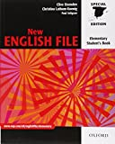 New english file elem sb for spain (0194386716) by Oxford