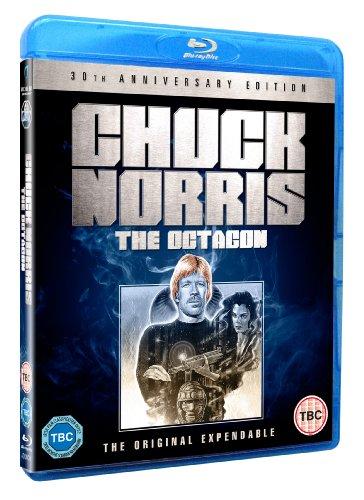 The Octagon [Blu-ray] [1980] [Edizione: Regno Unito]