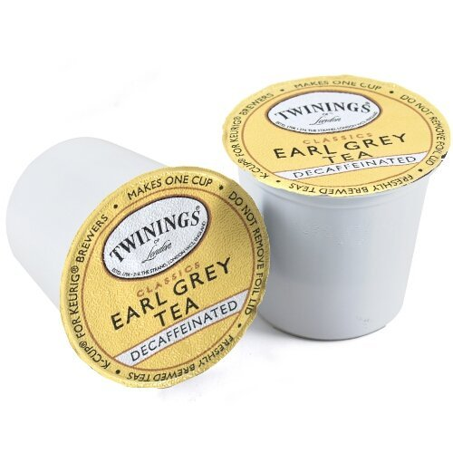 Twinings Earl Grey Decaf Tea Keurig K-Cups, 48 Count (Earl Grey Decaf Tea Keurig compare prices)
