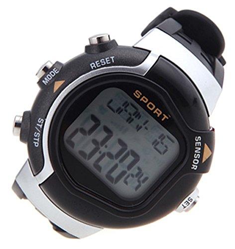 Amaranteen - Men Women Dress Watches Wristwatches Irregular Monitor Pulse