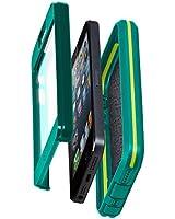 Case-Mate 【米軍MIL規格標準準拠製品】 日本正規品 iPhone5 Tough Xtreme Case, Emerald Green / Chartreuse Green タフ エクストリーム ケース, エメラルドグリーン / シャトルーズグリーン CM022428 【ビルトイン・スクリーンプロテクター マルチレイヤーデザイン採用】