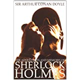 The Adventures and Memoirs of Sherlock Holmes (1000 Copy Limited Edition) (Illustrated) (Engage Books) ~ Arthur Conan Doyle