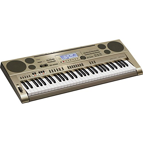 Casio At3 61-Key Oriental/Middle Eastern Keyboard With Quarter Tone Tuning