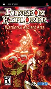 Dungeon Explorer: Warriors of Ancient Arts - PlayStation Portable