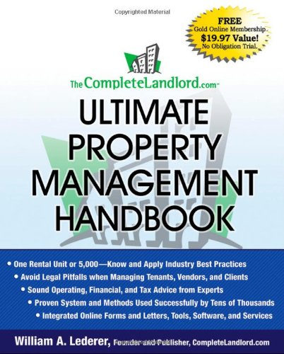 The CompleteLandlord.com Ultimate Property Management 