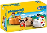 Playmobil 1.2.3 6767 Animal Train
