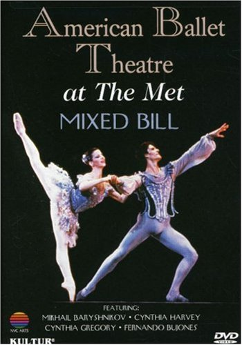 American Ballet Theatre at the Met: Mixed Bill [DVD] [Import]