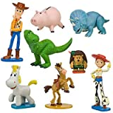 Disney Toy Story 3 Heroes Figure Play Set -- 8-Pc. Playset
