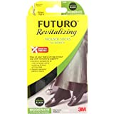 FUTURO TM by 3M Revitalising Trouser Socks for Women - Moderate Compression 15-20 mm/Hg : Medium (UK 4.5-6.5)by Futuro