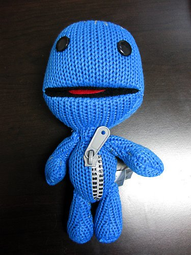 The Little Big Planet BLUE 6\