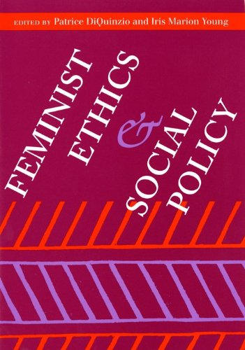 Feminist Ethics and Social Policy (A Hypatia Book)