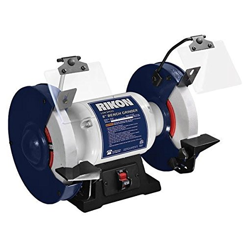 Best Price RIKON Power Tools 80-805 8 Slow Speed Bench Grinder, ,