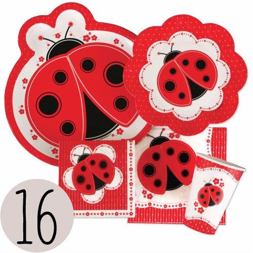 Ladybug Decorations For Baby Shower