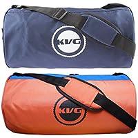 KVG Combo Gym Bag Pack Of 2 - B01K7A7K3W