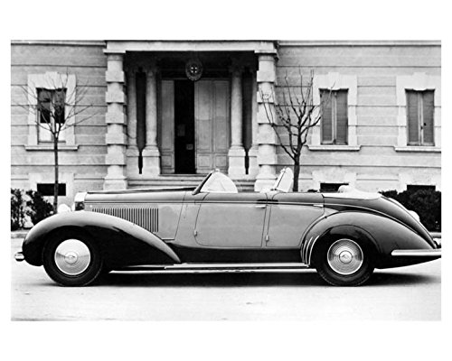 1935-isotta-fraschini-45-automobile-photo-poster-shah-of-iran