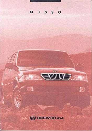 1999-daewoo-musso-4x4-suv-brochure-french