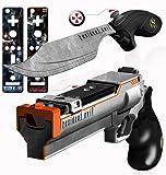 Resident Evil Magnum Blaster and Knife Set – Nintendo Wii