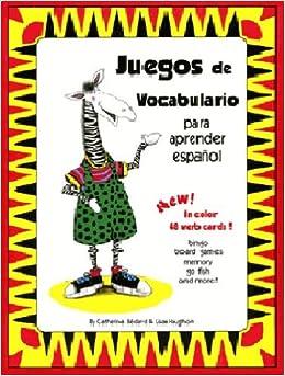 Juegos de Vocabulario para aprender espanol: Catherine