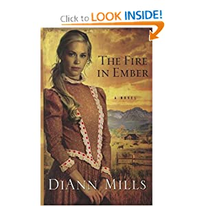The Fire in Ember (Thorndike Christian Historical Fiction)