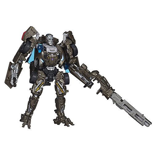 Transformers Age of Extinction Generations Deluxe Class Lockdown Figure - 1