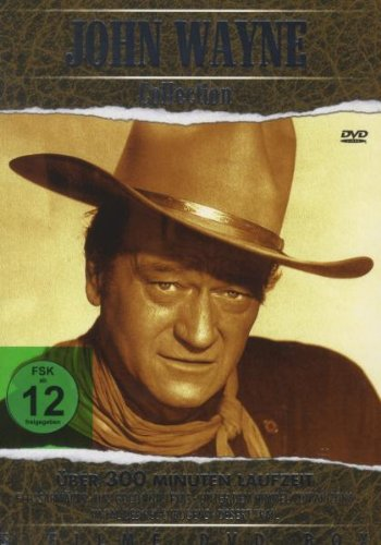 John Wayne Collection [5 Filme] [5 DVDs]