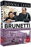 Comisario Brunetti - Volumen 3 [DVD]