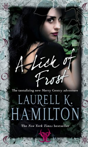 A Lick Of Frost (Meredith Gentry 6)