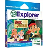 Leapfrog - 89032 - Jeu Educatif Electronique - LeapPad / LeapPad 2 / Leapster Explorer - Jeu - Jake et les Pirates