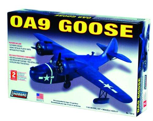 Lindberg OA-9 Goose - 1