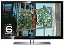 "Samsung UE46C6000 - 46"" 6 Series LCD TV - widescreen - 1080p (FullHD) - LED backlight - 100 Hz - black"