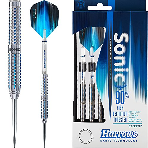harrows-sonic-darts-steel-tip-blue-groove-24g-straight-free-darts-corner-checkout-card