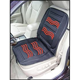 Heated 12-volt Seat Cushion