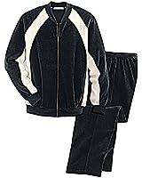 Blair Men's Irvine Park Velour Jog Suit