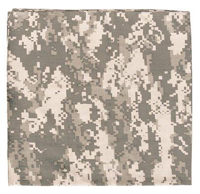 ACU Digital Camo Bandana Army Universe Tees Shirts  2f74623a165