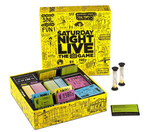 Saturday Night Live - The Board Game