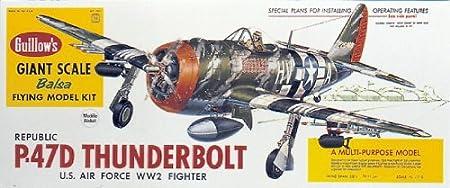 Maquette en bois - P47-D Thunderbolt