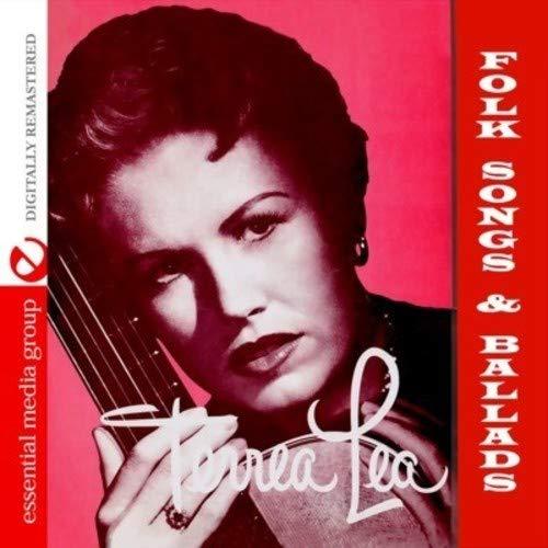 CD : TERREA LEA - Folk Songs & Ballads