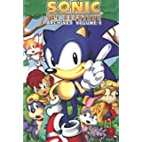Sonic the Hedgehog Archives 1by Sonic Scribes
