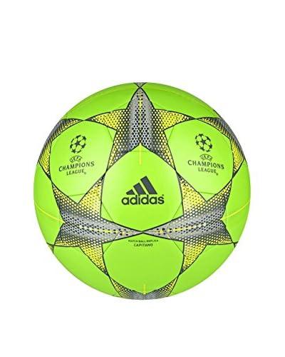adidas Pallone da Calcio Fin15Cap [Bianco]