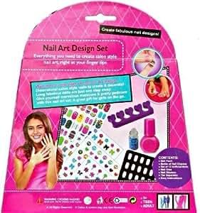 Homeshopeez Nail Art Design