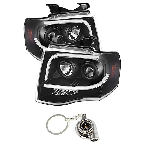 Ford Expedition Projector Headlights Light Tube