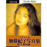 storm(ストーム)―加藤紀子写真集 (パパラブックス)