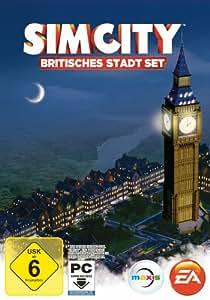 SimCity: Britisches Stadt Set (Add-on) [Download Code]