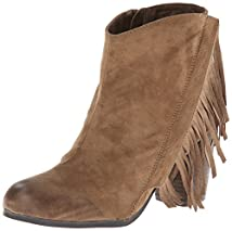 Qupid Women's Sake-11 Western Boot