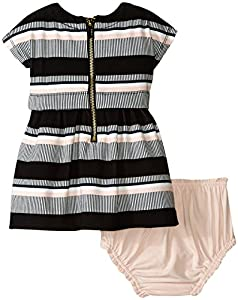 kate spade york Baby Girls Dress, Bay Stripe, 18 Months by Global Brands Group - Quidsi